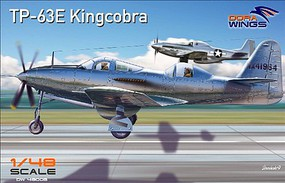 Downtown-Deco 1/48 TP63E King Cobra Two-Seater Aircraft