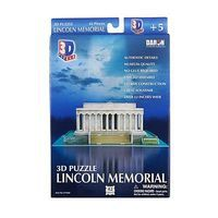 Daron Lincoln Memorial 3D 42pcs 3D Jigsaw Puzzle #104h