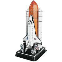 Daron Space Shuttle 3D 87pcs 3D Jigsaw Puzzle #140h