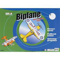 Daron Biplane 12pc Assortment (12)