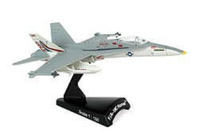 Daron 1/150 F/A18C VFC131 Wildcats Aircraft