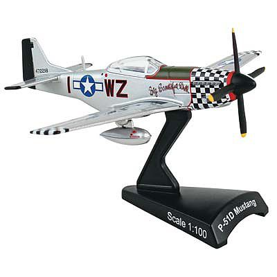 Daron Worldwide Trading Inc. 1/100 P-51D Mustang Big Beautiful Doll