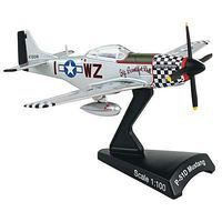 Daron 1/100 P-51D Mustang Big Beautiful Doll