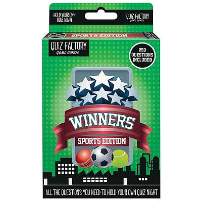 Daron Worldwide Trading Inc. Winners Sports Edition Travel Game