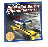 Derby Pinewood Derby Speed Secrets