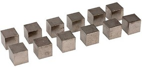 Derby 2 oz Tungsten Cube St 1/4''