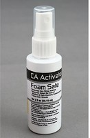 Dyna (bulk of 12) Foam Safe Activator, Pump 2 oz.