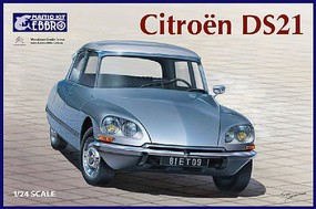 Ebbro 1/24 Citroen DS21 4-Door Car w/Interior/Engine Details