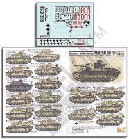 Echelon 1/35 DAK Panzer IIIs Part 2