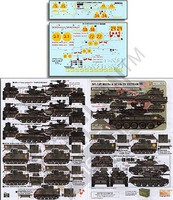 Echelon 1/35 3/5 CAV M551s & M113s 9th Inf Div Black Knights in Vietnam