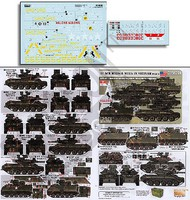 Echelon 1/35 11 ACR M551s & M113s 11th Armored Cavarly Rgmt Black Horse in Vietnam Part 3