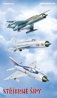 Eduard-Models Stribrne Sipy (Limited Edition) Plastic Model Airplane Kit 1/48 Scale #1187