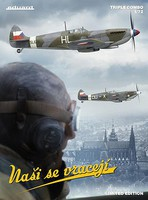 Eduard-Models 1/72 WWII Spitfire Mk IX Nasi se vraceji (The Boys are Back) RAF Fighter (Ltd Edition Plastic Kit)