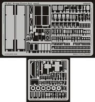 Eduard-Models Krupp Protze 6x4 Armor for Tamiya Plastic Model Vehicle Accessory 1/48 Scale #28047