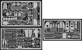 Eduard-Models UH1C Huey Interior Pt1 for Academy & Italeri Plastic Model Helicopter Accessory 1/35 #32086