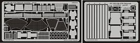Eduard-Models CH47D Chinook Exterior for Trumpeter Plastic Model Aircraft Accessory 1/35 #32159