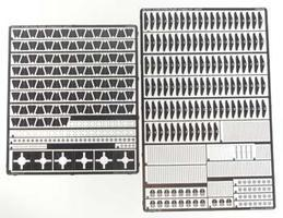 Eduard-Models Photo Etch F-15E Strike Eagle Weapon Set Plastic Model Aircraft Decal 1/32 Scale #32177