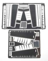 Eduard-Models Photo Etch P39D Airacobra Landing Flaps Plastic Model Aircraft Decal 1/32 Scale #32180