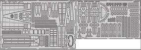 Eduard-Models Aircraft- A6A Exterior for TSM Plastic Model Aircraft Accessory 1/32 Scale #32353
