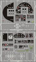 Eduard-Models TBF1 Avenger Interior for Trumpeter Plastic Model Aircraft Accessory 1/32 Scale #32524