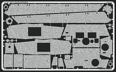 EDUARD 35399 1//35 Photo-Etched DETAIL SET for TAMIYA KING TIGER HENSCHEL #35164