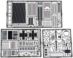Eduard-Models Photo Etch Set Sturmtiger Interior Plastic Model Aircraft Decal 1/35 Scale #35960