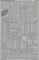 Eduard-Models Armor- M1131 Slat Armor Plastic Model Vehicle Accessory 1/35 Scale #36129