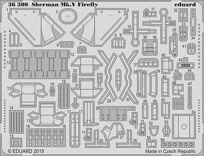 Eduard 1//35 M4A3 Sherman #35369