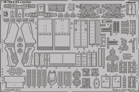 Eduard-Models 1/48 Aircraft- F5A Exterior for KIN (D)