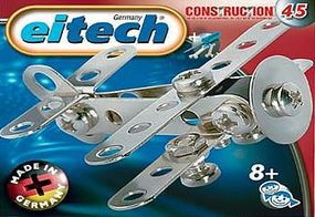 NWSynergy Mini Aircraft Metal Construction Kit #c45