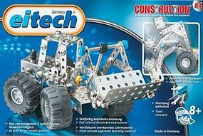 NWSynergy Forest Vehicles Metal Construction Kit #c84