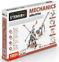 Elenco Discovering STEM Education Series- Mechanics Pulley Drives Set