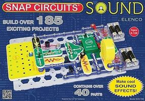 Elenco Sound Electronic Snap Circuits Kit