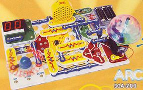 Elenco Arcade Games Electronic Snap Circuits Kit