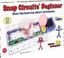 Elenco Beginner Electronic Snap Circuits Kit