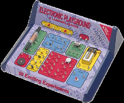 50-in-1 Electronic Playground & Learning Center Kit