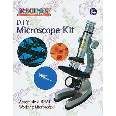 Elenco Electronics DIY Microscope Kit