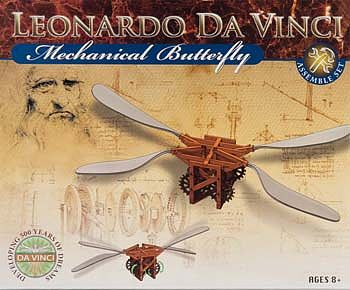 Elenco Electronics DaVinci Mechanical Butterfly