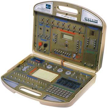 Advanced electronic project kits