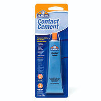 Elmers CONTACT CEMENT 1oz Tube Carded