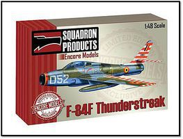 Encore F-84F THUNDERSTREAK 1-48