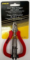 Enkay 2-in-1 Wire Stripper & Cutter Tool (Cd)