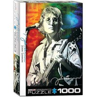 EuroGraphics John Lennon Live in New York 1000pcs Jigsaw Puzzle 600-1000 Piece #6000-0808
