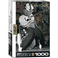 EuroGraphics Elvis Presley Live at Olympia Theater 1000pcs Jigsaw Puzzle 600-1000 Piece #6000-0814