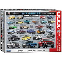 EuroGraphics Ford F-Series Evolution 1000pcs