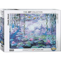 EuroGraphics Waterlilies by Claude Monet 1000pcs