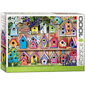 EuroGraphics Birdhouses 1000pcs