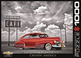 EuroGraphics 1948 Chevrolet Fleetline Aerosedan (1000pc) Jigsaw Puzzle 600-1000 Piece #80667