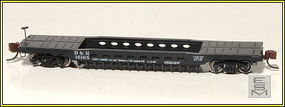 Eastern-Seaboard N GSC 1958 Well Car D&H N Scale Model Train Freight Car #210102