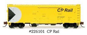 Eastern-Seaboard N ACF 40 Boxcar CP 35087 N Scale Model Train Freight Car #226101